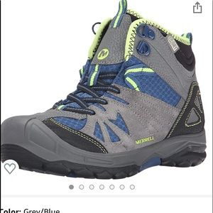 Merrell Capra Mid WaterProof Hiking Boot
